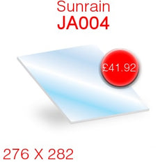 Sunrain JA004 Stove Glass