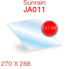 Sunrain JA011 Stove Glass