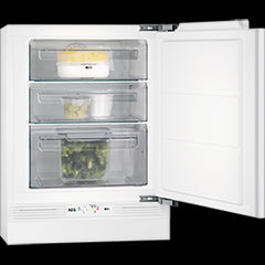 AEG ABE68216NF FREEZER, UNDERCOUNTER, INTEGRATED
