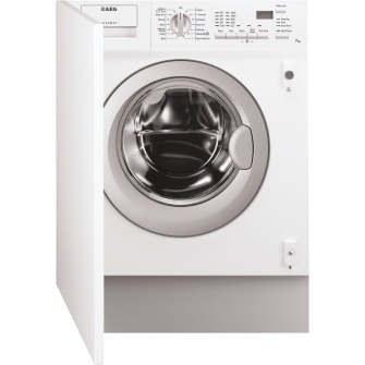 AEG L61470BI, BUILT-IN WASHING MACHINE