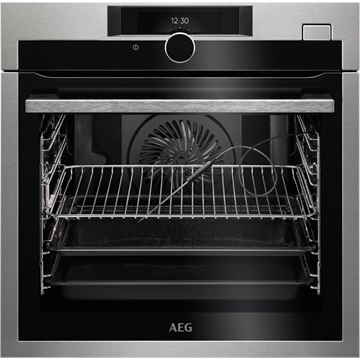 AEG BSE874320M SINGLE OVEN, BUILT IN, PYROLYTIC