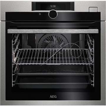 AEG BSE882320M SINGLE OVEN, BUILT IN, STEAM BOOST FUNCTION