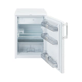 Blomberg TSM1541P  55cm Undercounter Fridge with freezer box, freestanding , white.