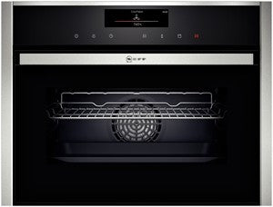 C18FT56N1B NEFF Compact steam oven Stainless steel