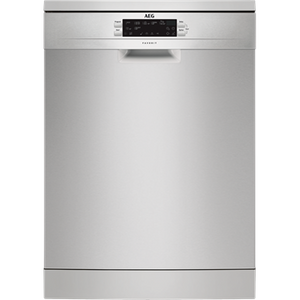 AEG FFE63700PM DISHWASHER, FREESTANDING, STAINLESS STEEL