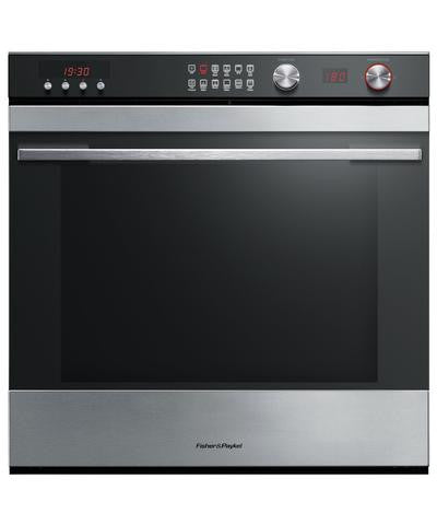 FISHER & PAYKEL OB60SL11DCPX1 60cm Single Pyrolytic Built-in Oven – Companion Oven