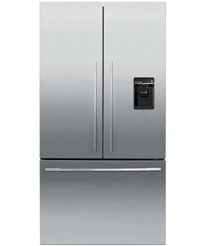 FISHER & PAYKEL RF540ADUSX4 ActiveSmart™ Fridge - French Door with Ice & Water 541L