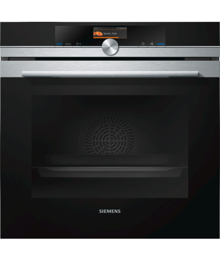 Siemens HB676GBS6B single oven with Pyrolytic cleaning, built-in