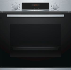 BOSCH HBS573BS0B SINGLE OVEN, BUILT IN, WITH PYROLYTIC CLEANING