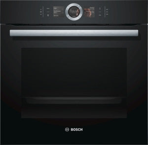 BOSCH HBG6764B6B SINGLE BUILT-IN OVEN WITH PYROLYTIC CLEANING