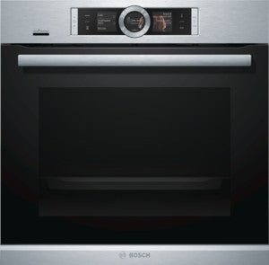 BOSCH HBG6764S6B SINGLE BUILT-IN OVEN WITH PYROLYTIC CLEANING