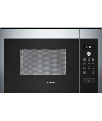 Siemens HF24M564B microwave oven, built in, stainless steel