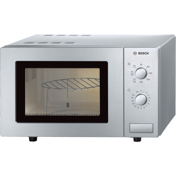 Bosch HMT72G450B microwave with grill , stainless steel