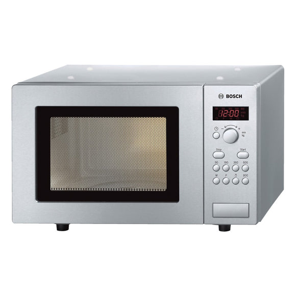 Bosch HMT75M451B microwave oven, stainless steel. clearance