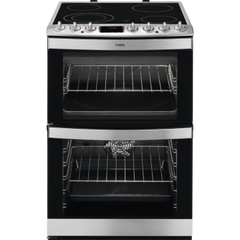 AEG 47102V-MN ELECTRIC DOUBLE COOKER, FREESTANDING, stainless steel