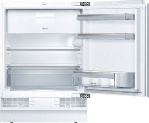 Neff K4336X8GB Fridge with Ice box, Built-in, Under-counter.