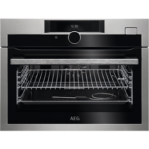 AEG KSE882220M COMPACT OVEN, BUILT IN, STEAM BOOST