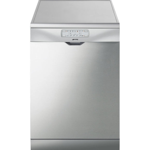 Smeg LV22SS dishwasher freestanding Stainless Steel