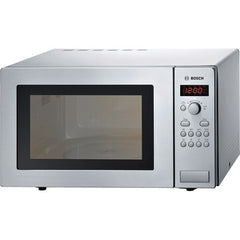 Bosch HMT84M451B Compact Microwave, freestanding, Stainless steel