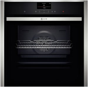 B47VS34N0B NEFF SLIDE & HIDE SINGLE OVEN