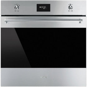 Smeg SFP6372X 60cm Classic Pyrolitic Oven in Stainless Steel
