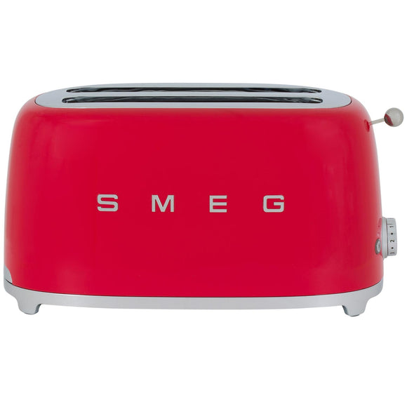 SMEG 4 slice toaster, various colours. Clearance