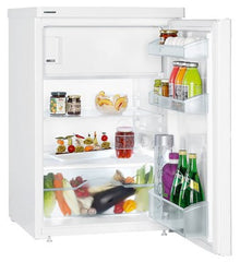 Liebherr T1504 Fridge with ice box, 55cm, freestanding, White