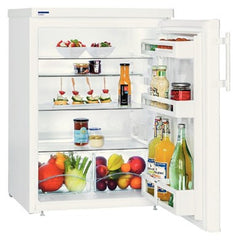 Liebherr T1810 larder fridge, 60cm freestanding, white.