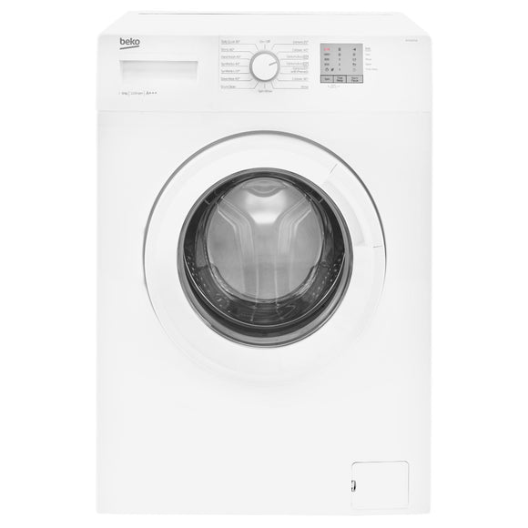 BEKO WTG620M2W 6kg washing machine, white