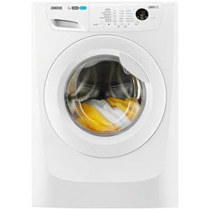 ZWF91283W ZANUSSI WASHING MACHINE, WHITE