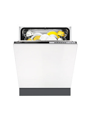Zanussi ZDT24003FA dishwasher, fully integrated