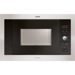 AEG MC1763E-M  High performance 17L built in microwave in 60cm width.