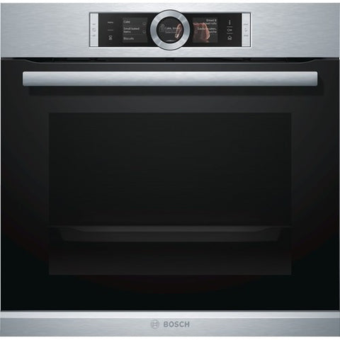 Bosch HRG6769S6B SINGLE BUILT-IN OVEN WITH PYROLYTIC CLEANING