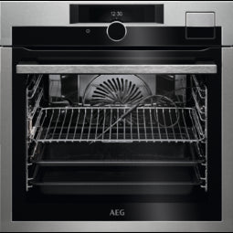 AEG BSE892330M SINGLE OVEN, BUILT IN, STEAM PROGRAMMES