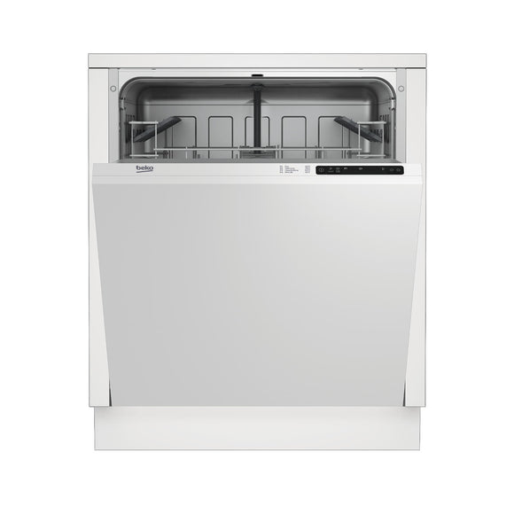 Beko DIN14C11 dishwasher, built in.