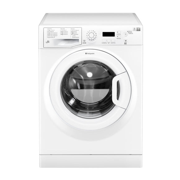 Hotpoint WMEUF722P Washing machine, white