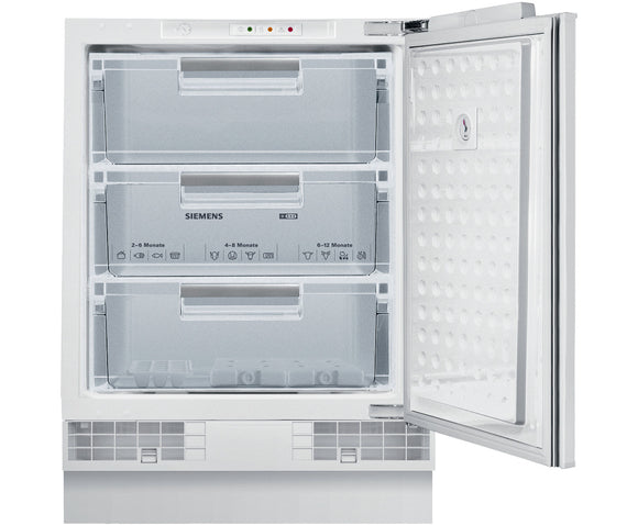 Siemens GU15DA50GB Freezer, Built-in, Under-counter.