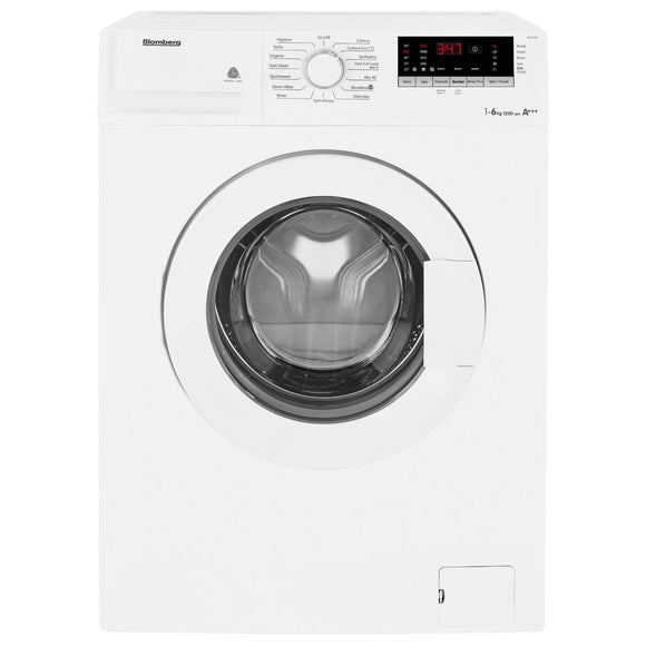Blomberg LBF1623W washing machine, freestanding, white