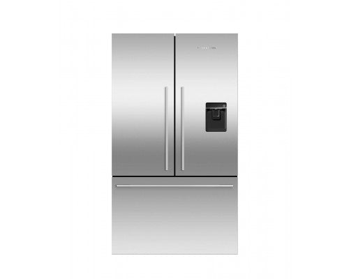 FISHER & PAYKEL RF540ADUX4 ActiveSmart™ Fridge - French Door with Ice & Water 541L