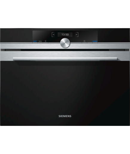 siemens CF634AGS1B microwave, built-in.