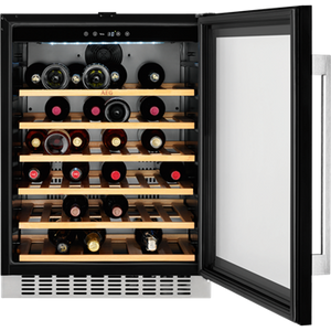AEG SWE66001DG 60cm WINE COOLER, UNDERCOUNTER, BUILT-IN.