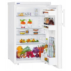 Liebherr T1400 larder fridge 50cm, freestanding, White.