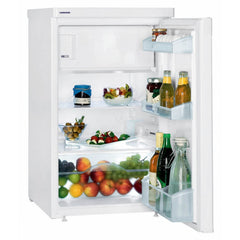 Liebherr T1404 fridge with ice box, 50cm, freestanding, White