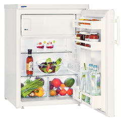 Liebherr T1714 Fridge with Ice box, 60cm wide Freestanding, White