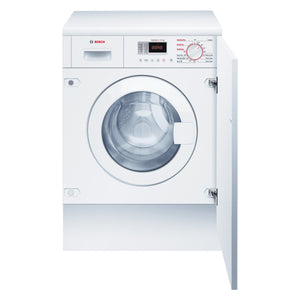 Bosch  WKD28351GB Washer Dryer, Built-in, white.