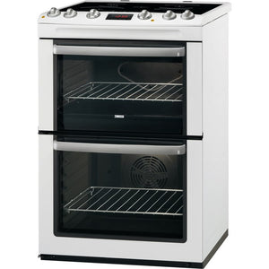 ZCI660MWC ZANUSSI FREESTANDING COOKER WITH INDUCTION HOB, White