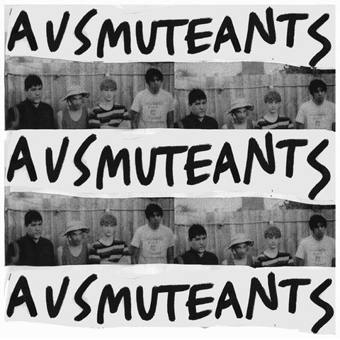Ausmuteants - s/t LP