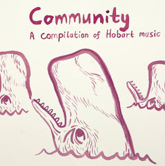 Community - A Compilation of Hobart Music CD