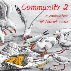 Community 2 - A Compilation Of Hobart Music CD