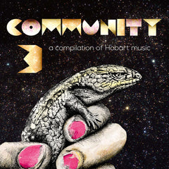 Community 3 - A Compilation Of Hobart Music CD